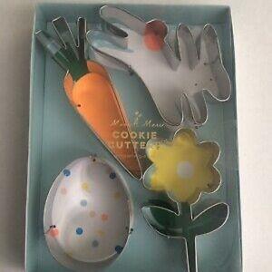 Meri Meri Easter Cookie Cutter Set